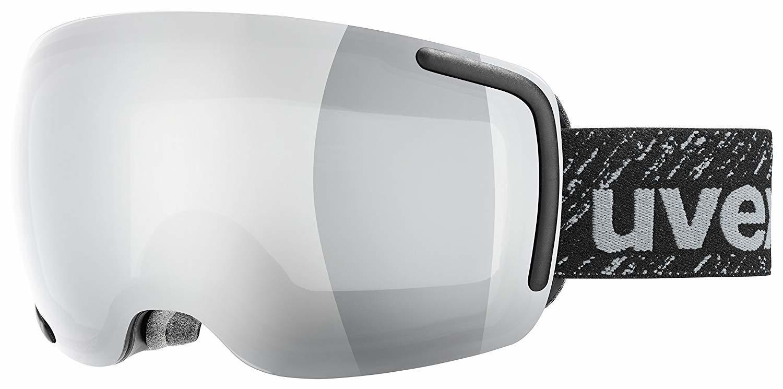 matt black ski goggles