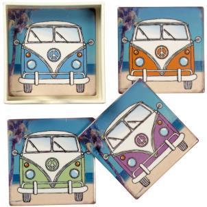 Camper Van Coasters