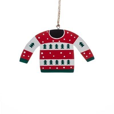 Ski Jumper Christmas Decoration