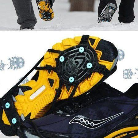 the best shoe ice grips