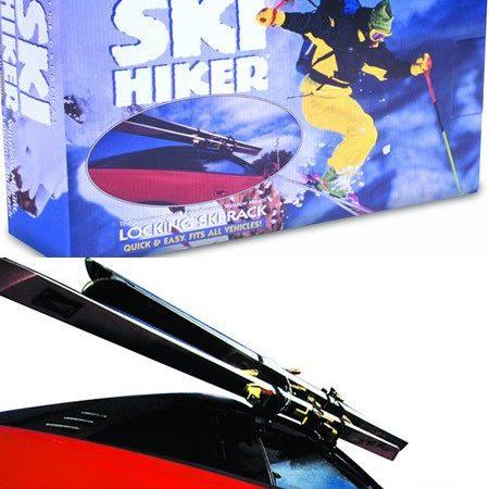 car ski transporter