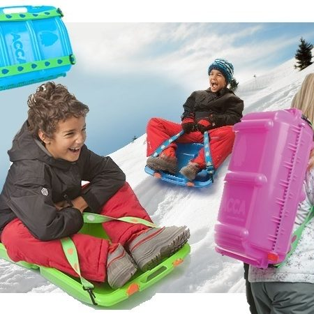 pacca instant backpack sledge