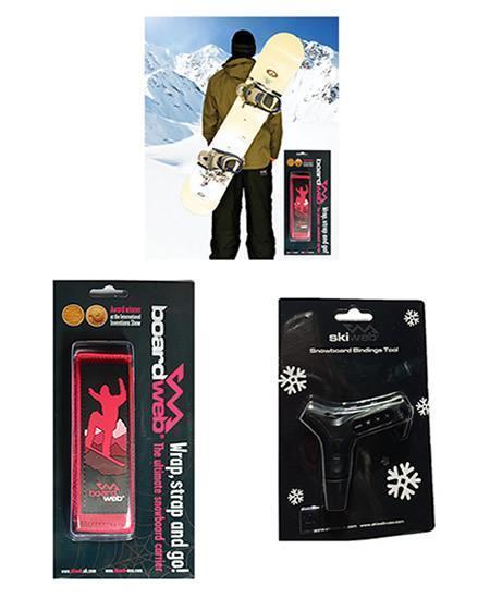 snowboard stocking filler