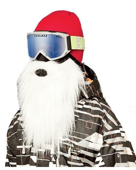 neoprene santa ski mask