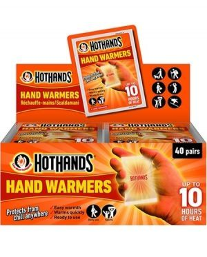 instant hand warmers