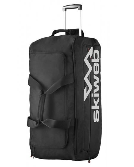 Large soft suitcase